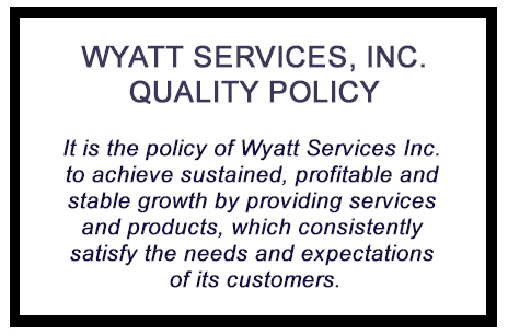 WSI Quality Policy
